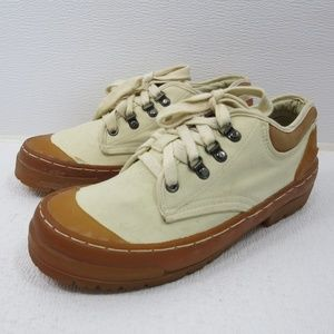 Merrell Canvas Rubber Tennis Shoes Ecco Strata 9 M